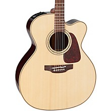 Takamine Pro Series 5 Jumbo Cutaway Acoustic-Electric Guitar Level 2 Natural 190839081421