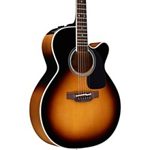 Pro Series 6 NEX Cutaway Acoustic-Electric Guitar Level 2 Sunburst 190839654076