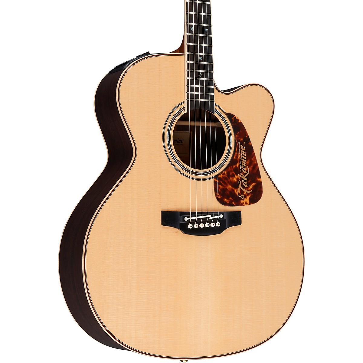 Takamine Pro Series 7 Jumbo Cutaway Acoustic-Electric Guitar
