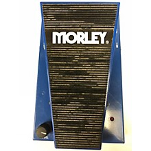 Morley Pro Series Bass Wah Effect Pedal
