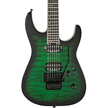 Pro Series Dinky DK2Q Electric Guitar Level 2 Transparent Green Burst 190839919588