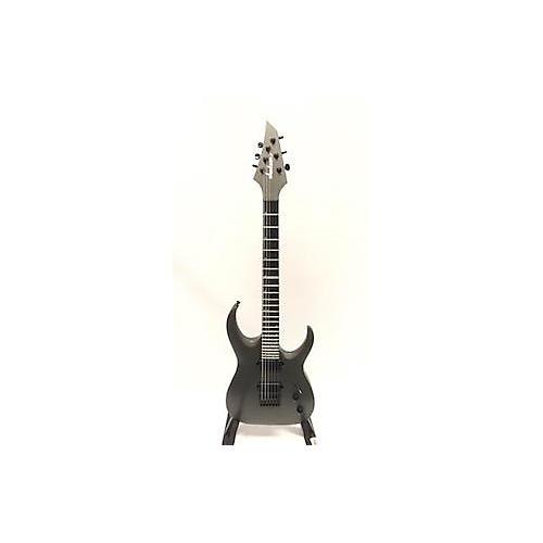 used jackson pro series misha mansoor juggernaut ht6 solid body electric guitar flat black. Black Bedroom Furniture Sets. Home Design Ideas