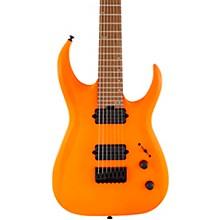 Pro Series Misha Mansoor Juggernaut HT7FM 7-String Electric Guitar Neon Orange