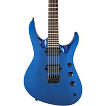 Pro Series Signature Chris Broderick Soloist HT6 Electric Guitar Metallic Blue
