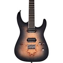 Pro Series Soloist SL2P HT MAH Electric Guitar Transparent Black Burst