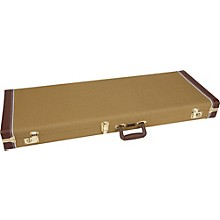 Fender Pro Series Stratocaster/Telecaster Tweed Guitar Case Level 1 Tweed