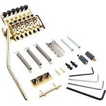 Floyd Rose Pro Series Tremolo Bridge with R2 Nut Level 1 Gold