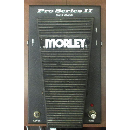 Morley Pro Series Two Effect Pedal