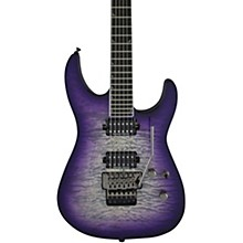 Pro Soloist SL2Q MAH Electric Guitar Purple Phaze