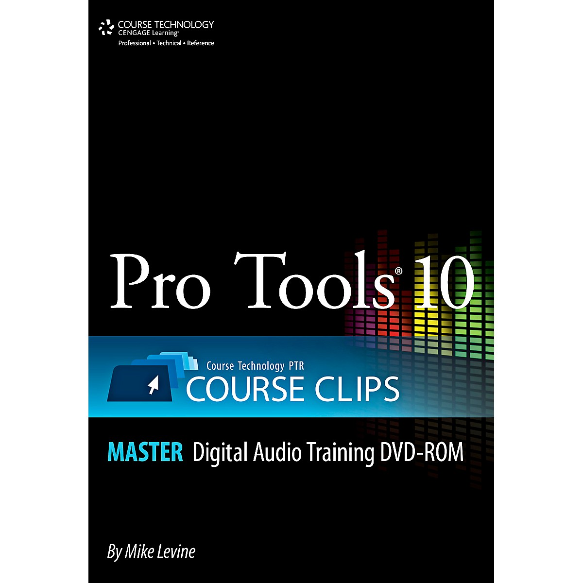 Course Technology PTR Pro Tools 10 Course Clips Master DVD
