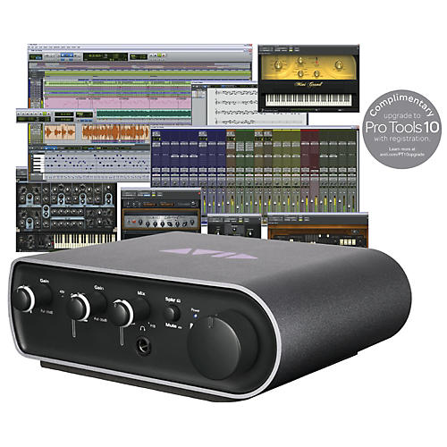 Avid Pro Tools 9 Mbox Mini Guitar Center