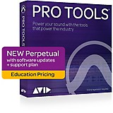 Avid Pro Tools Education Perpetual + 1 Year of Updates & Support (Download)