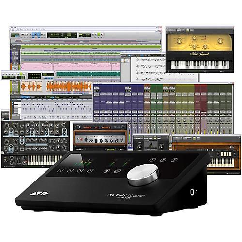 Avid Pro Tools Quartet with 1-Year Pro Tools Subscription