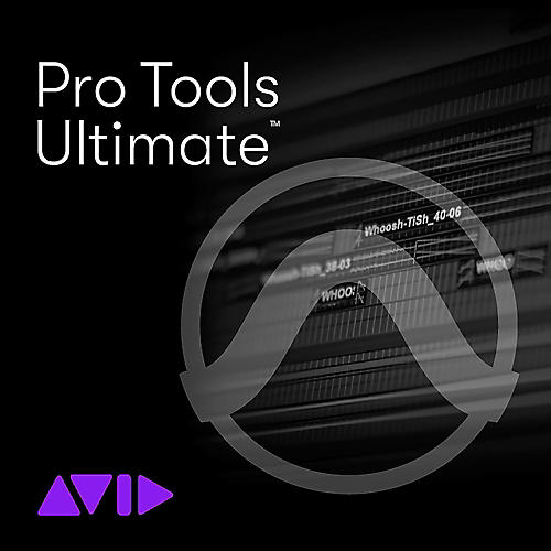 Avid Pro Tools   Ultimate Perpetual Upgrade from Pro Tools (Download)