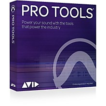 Avid Pro Tools with Annual Upgrades and Support Plan