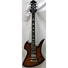B.C. Rich Pro X Custom Mockingbird Solid Body Electric Guitar