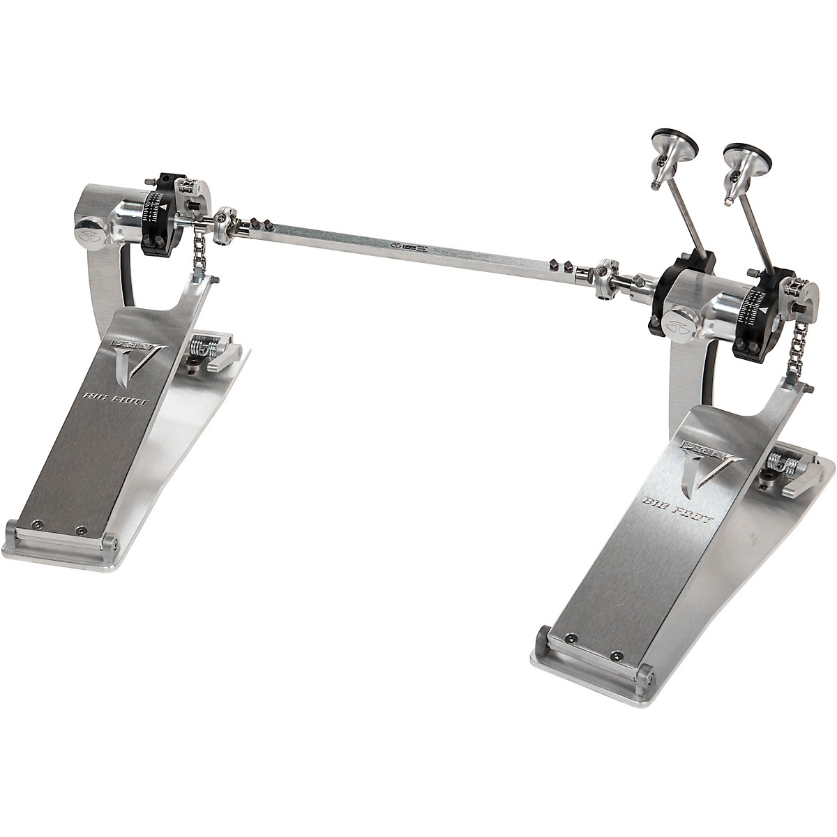 Trick Pro1-V BigFoot Chain Drive Double Bass Drum Pedal