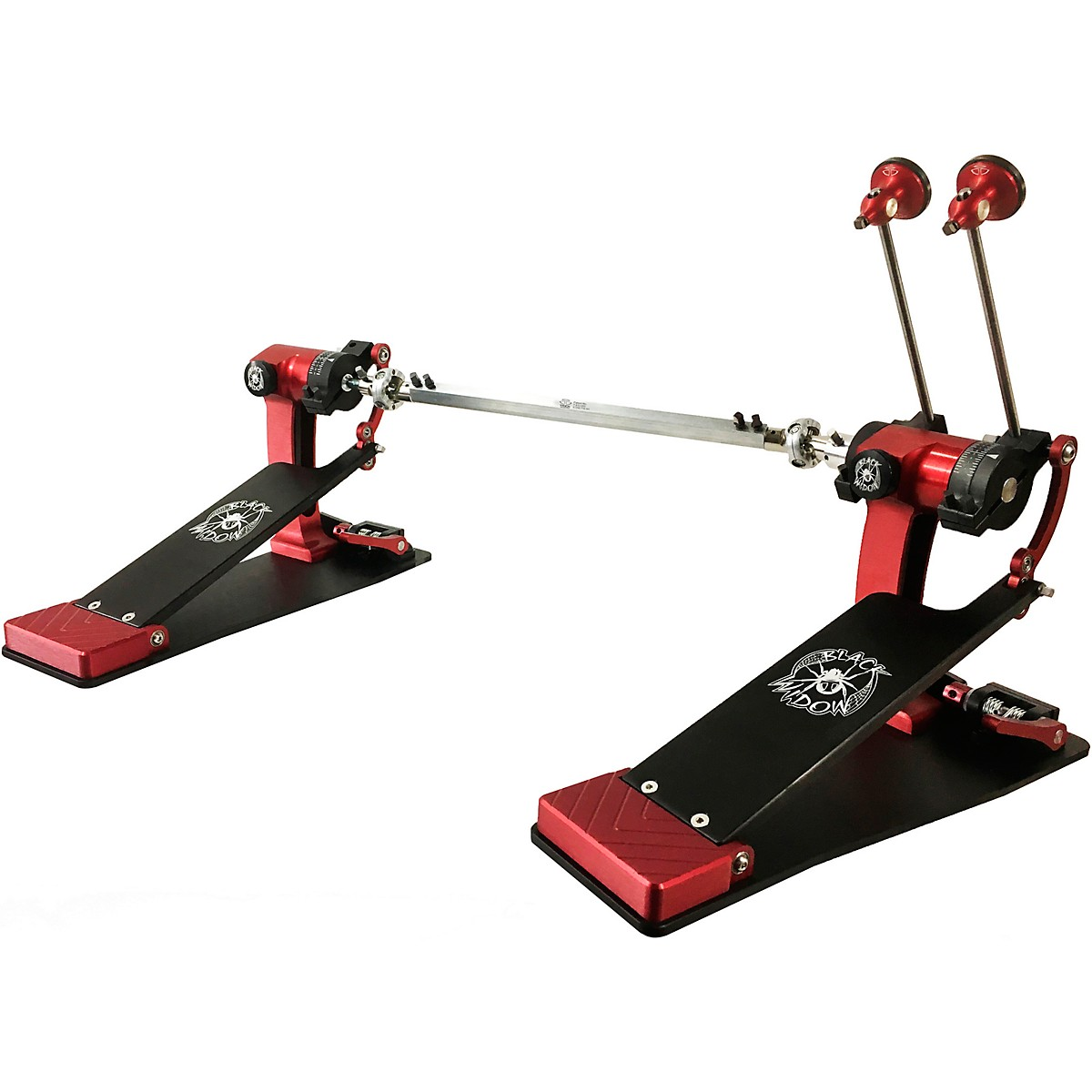 Trick Pro1-V Black Widow ShortBoard Double Bass Drum Pedal