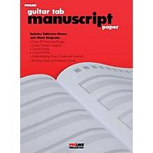 Proline ProLine Guitar Tab Manuscript Paper