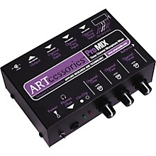 Art ProMIX 3-Channel Microphone Mixer Level 1