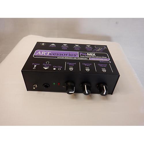 Art ProMIX 3-Channel Unpowered Mixer