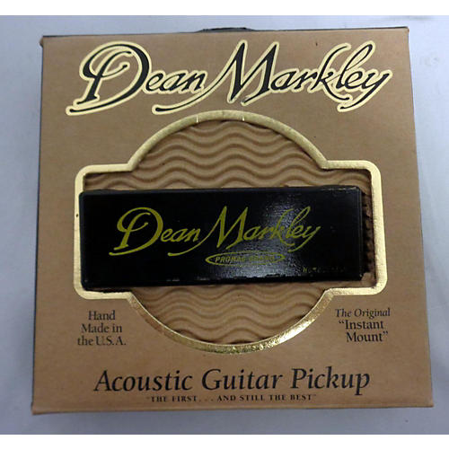 used dean markley promag grand acoustic guitar pickup guitar center. Black Bedroom Furniture Sets. Home Design Ideas