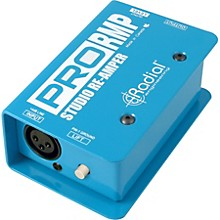 Radial Engineering ProRMP/DI Re-Amping Passive Direct Box Pack