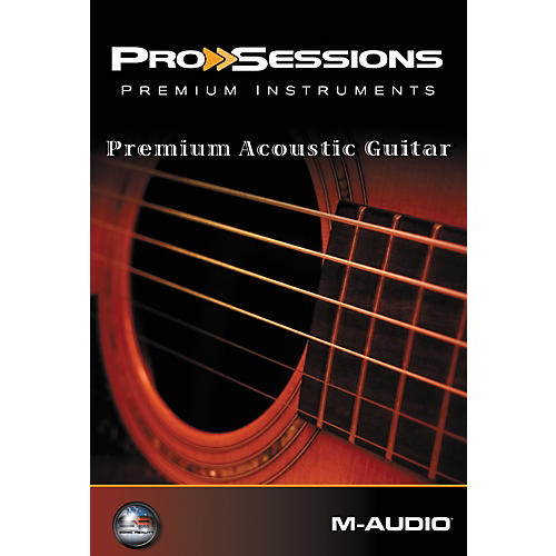 M-Audio ProSessions Premium Acoustic Guitar