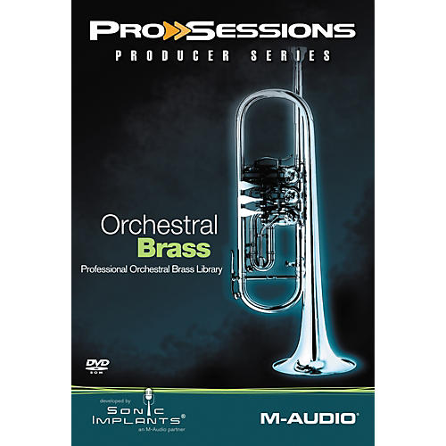 Sonic Implants ProSessions Producer Orchestral Brass