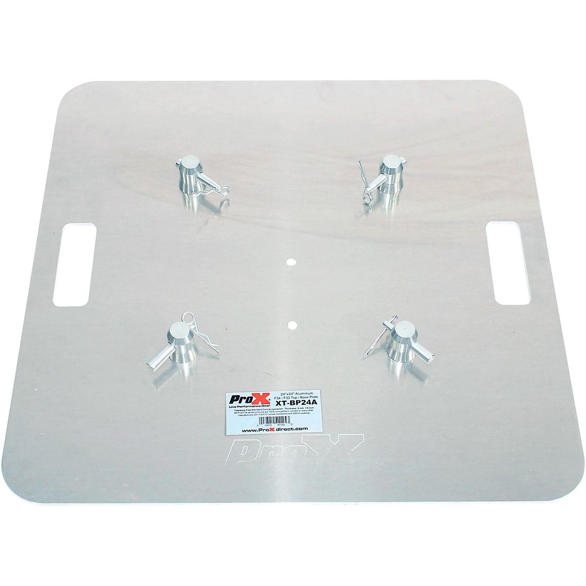 ProX ProX XT-BP24A 24x24 Lighter Weight 8mm Aluminum Base Plate