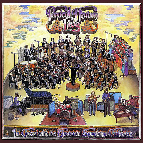 Alliance Procol Harum - Live: In Concert With The Edmonton Symphony Orchestra