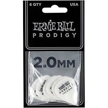 Prodigy Picks Standard 2.0 mm 6 Pack