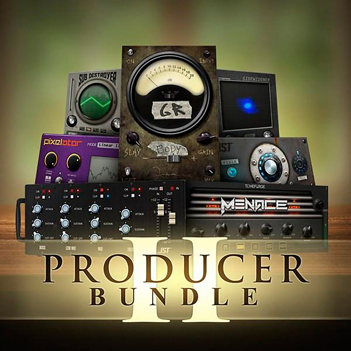 Joey Sturgis Tones Producer Bundle II