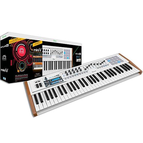 Arturia Producer Pack 61 KeyLab 61 Bitwig Pack