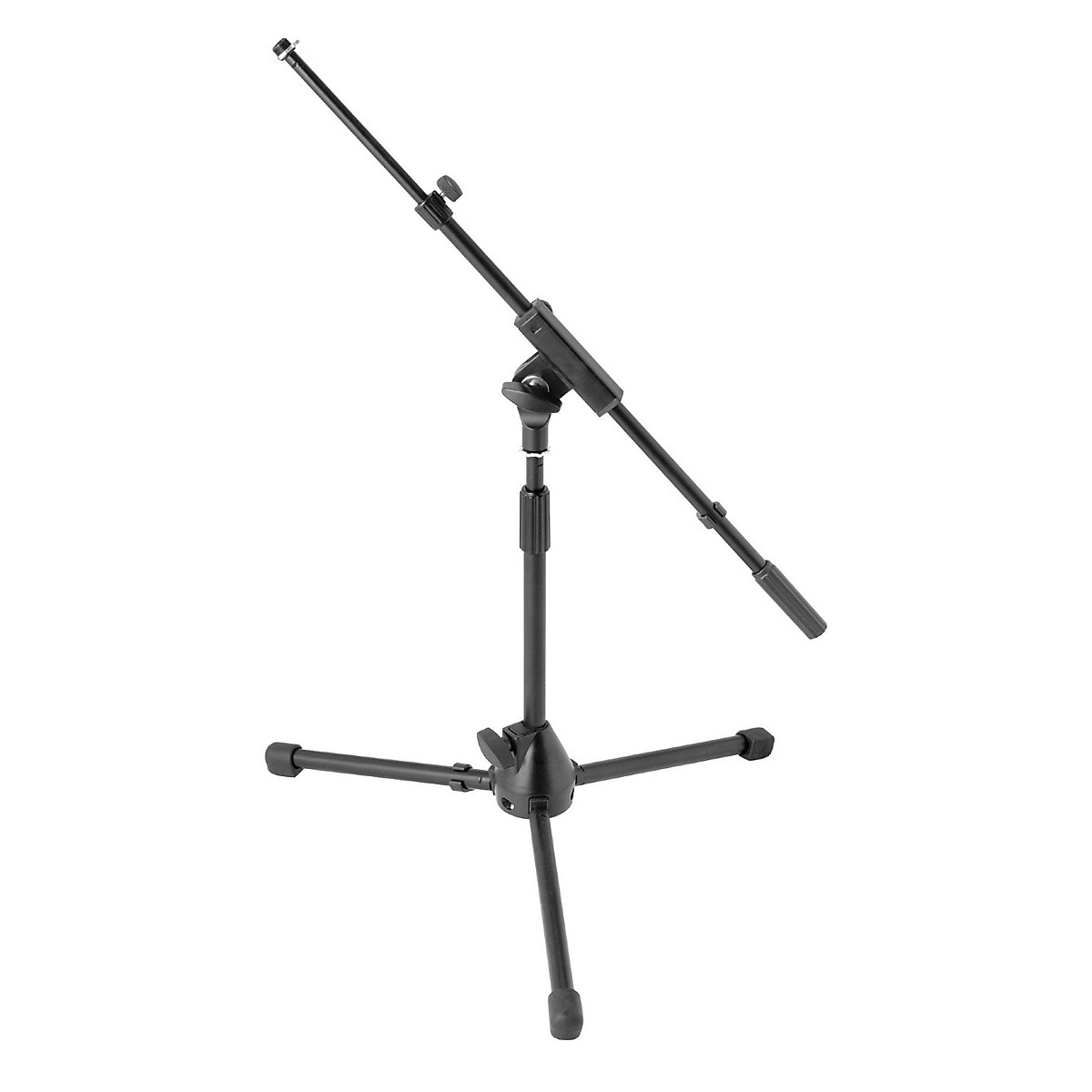 On-Stage Professional Heavy-Duty Kick Drum Microphone Stand