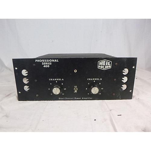 Heil Sound Professional Series 400 Power Amp