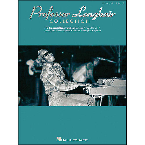 Hal Leonard Professor Longhair Collection for Piano Solo