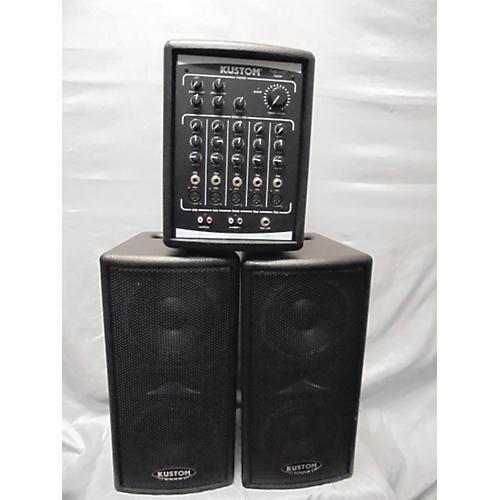 Kustom PA Profile 200 Sound Package