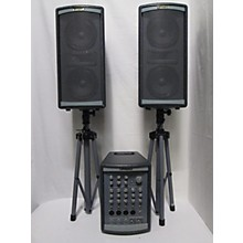 Kustom PA Profile System One Sound Package