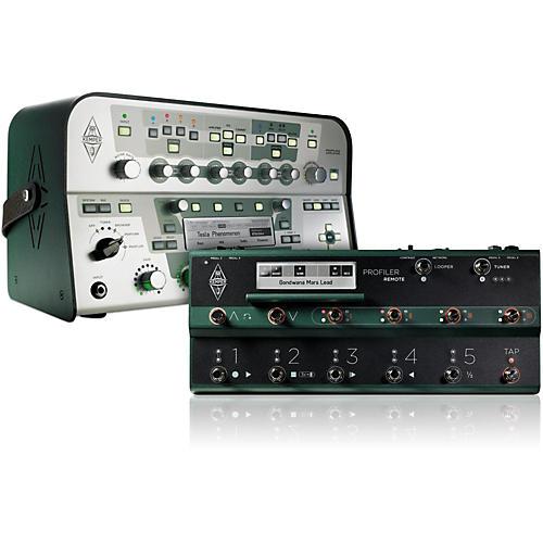 Kemper Profiler Head + Remote Bundle