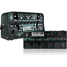 Kemper Profiler PowerHead 600W Guitar Head + Remote Bundle.