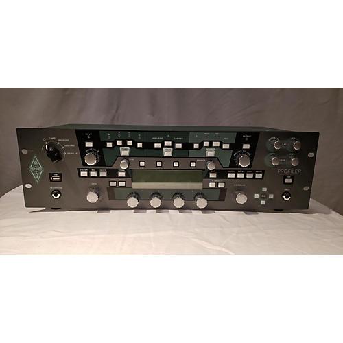 Kemper Profiler Rack Non Powered... Solid State Guitar Amp Head