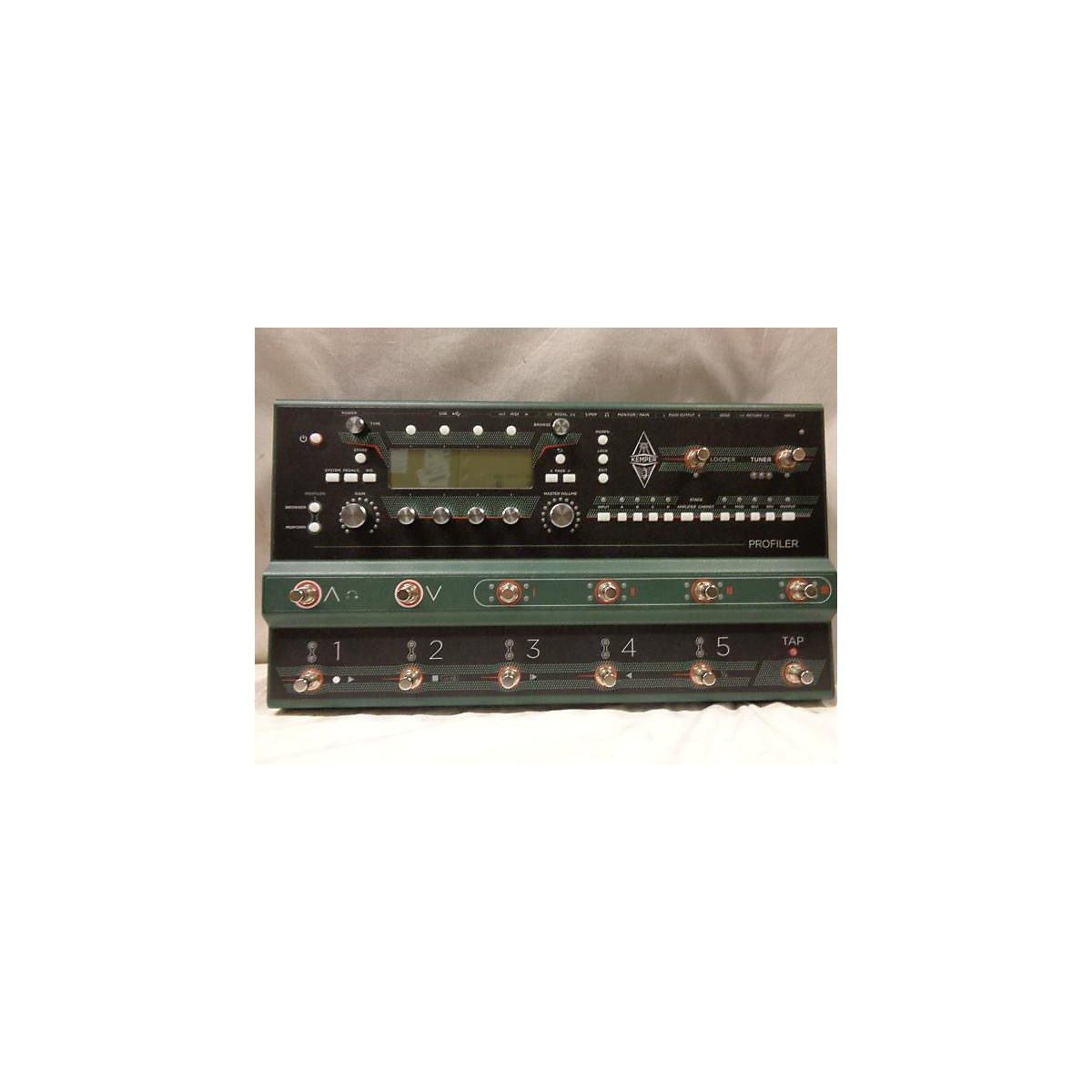 Kemper Profiler Stage Amp And Multi Effects Effect Processor