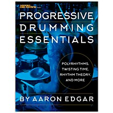 Modern Drummer Progressive Drumming Essentials - Polyrhythms Twisting Time Rhythm Theory & More