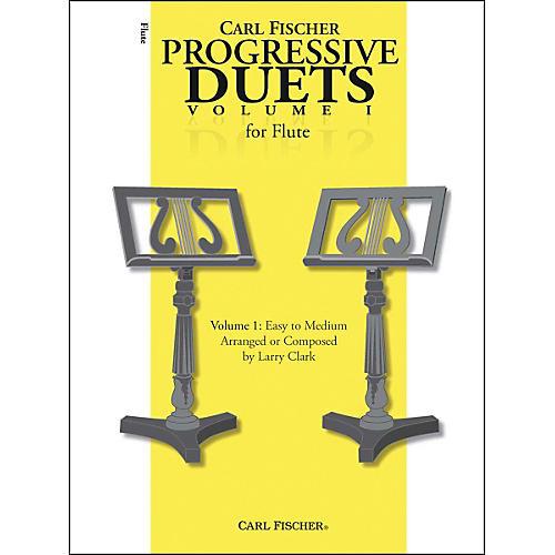 Carl Fischer Progressive Duets, Volume 1: Easy To Medium