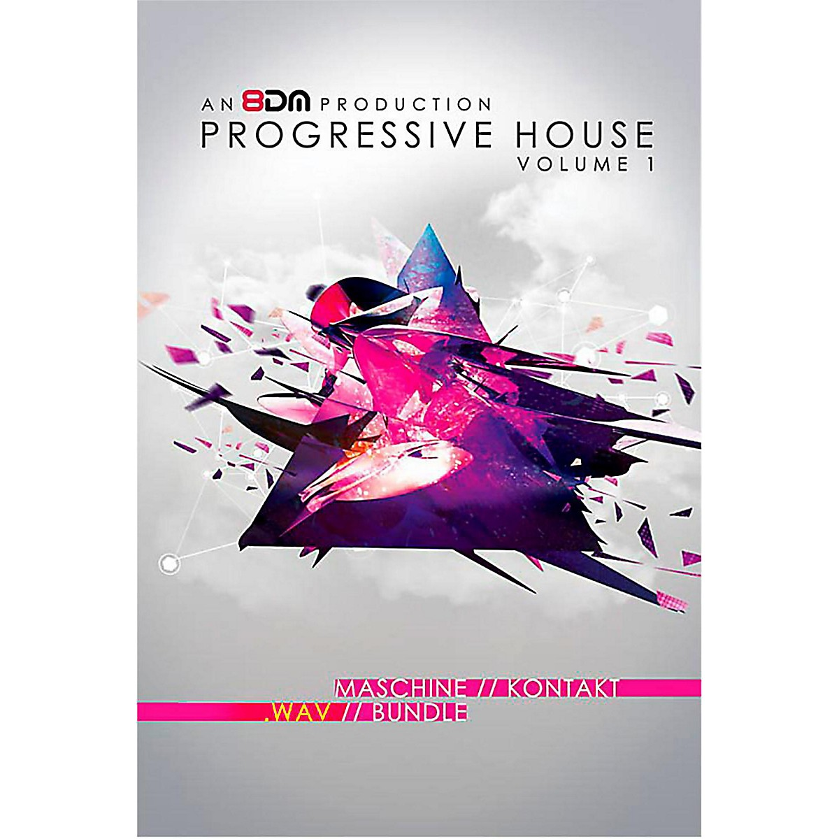 8DM Progressive House Vol 1 Wav-Pack