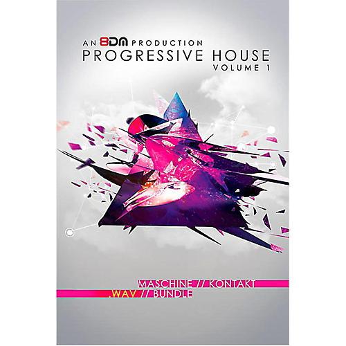 8DM Progressive House Vol 1 Wav-Pack