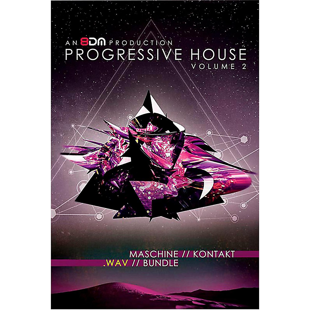 8DM Progressive House Vol 2 Wav-Pack