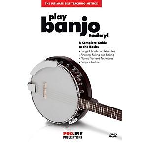 proline proline play banjo today dvd guitar center. Black Bedroom Furniture Sets. Home Design Ideas