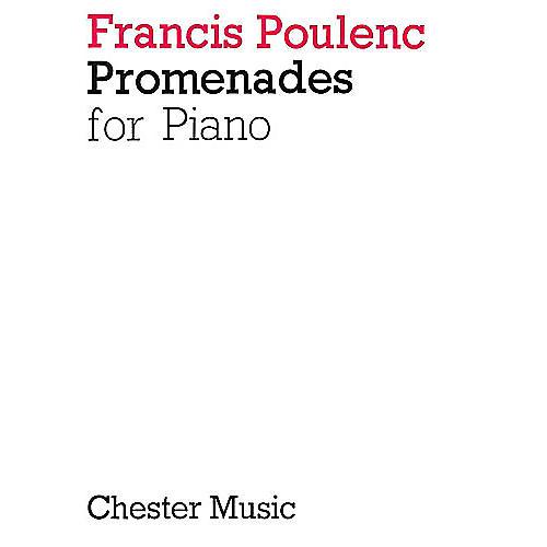 Music Sales Promenades for Piano Music Sales America Series